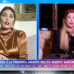 """Clizia Incorvaia a Live, lite con l'ex amante di Sarcina: """"Fai pena!"""""""