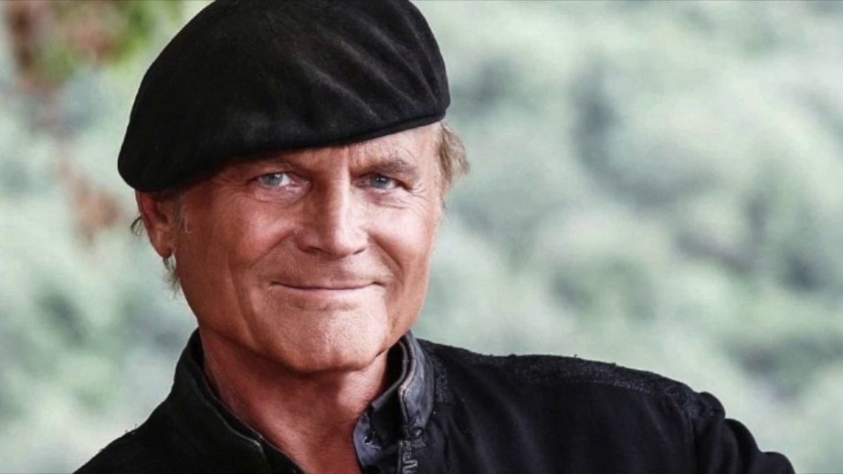 Foto Don Matteo Terence Hill