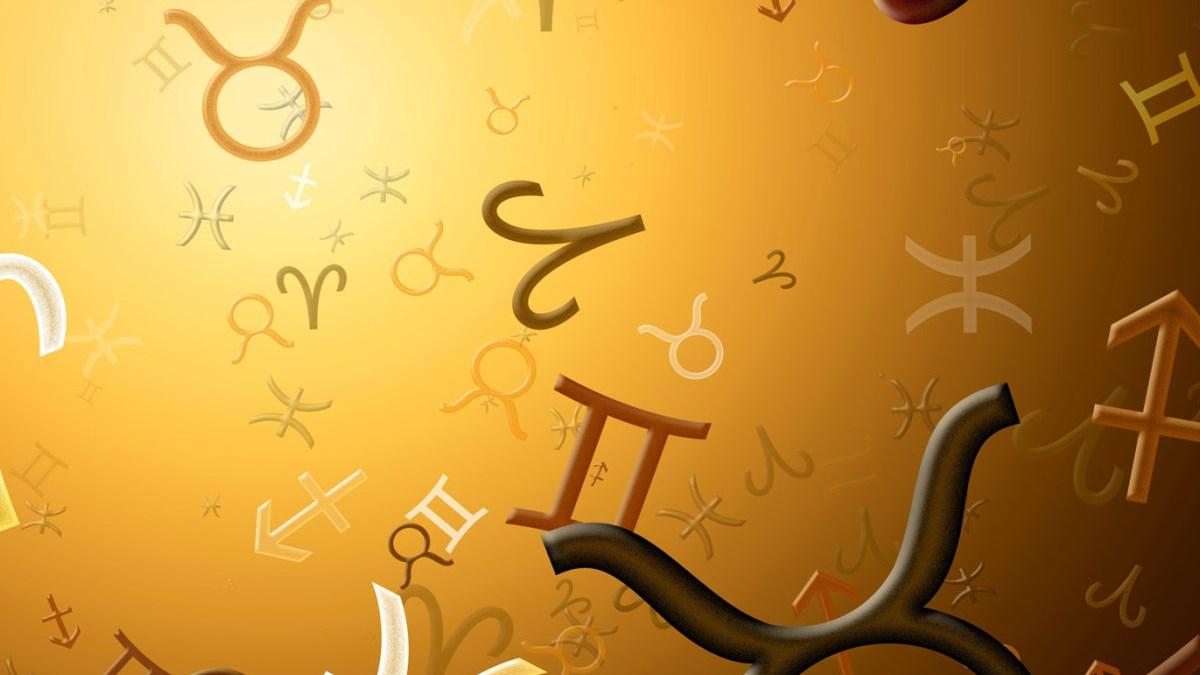 Foto giallo Oroscopo zodiaco segni