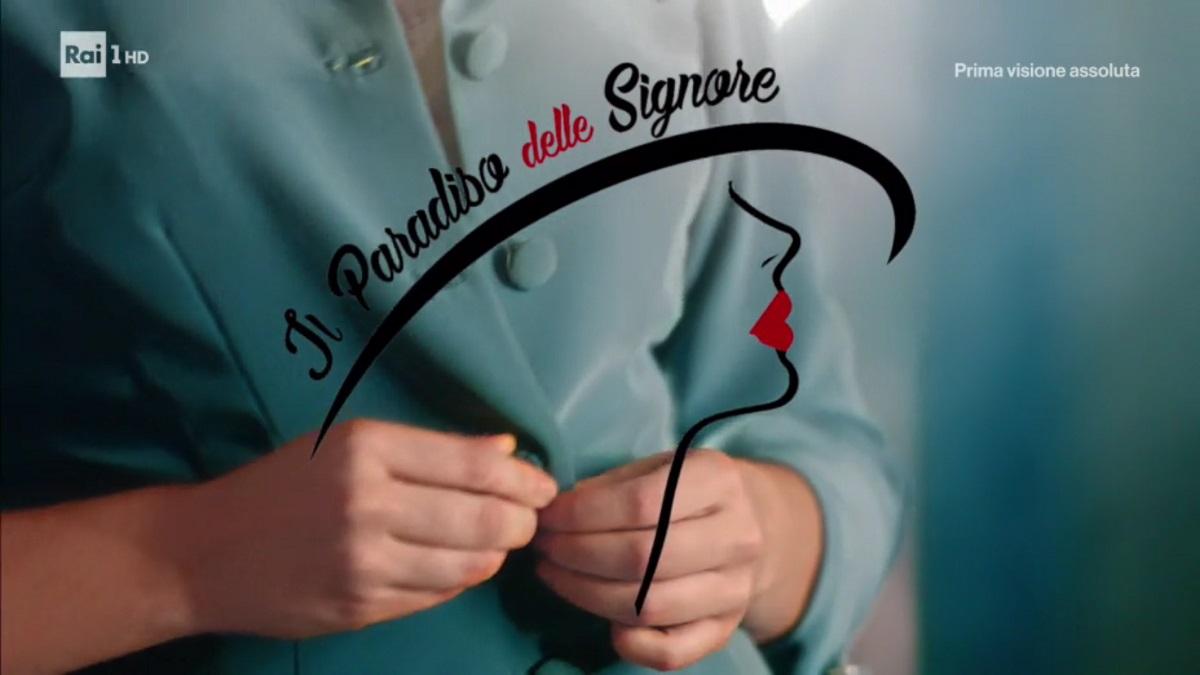 foto logo Il paradiso delle signore