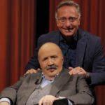 """Paolo Bonolis, Costanzo risponde a spettatrice di Ciao Darwin: """"Lo perdono"""""""