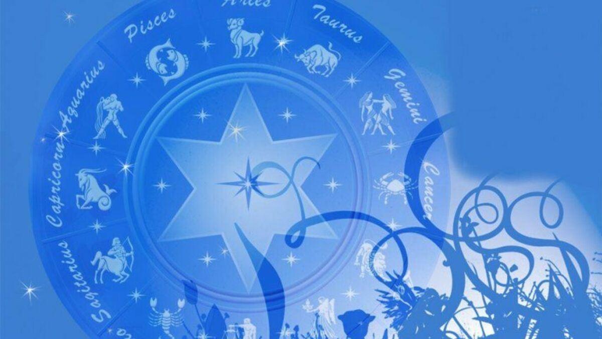 Foto new Oroscopo azzurro segni dello zodiaco