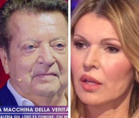 Foto Rita Rusic arresto Cecchi Gori