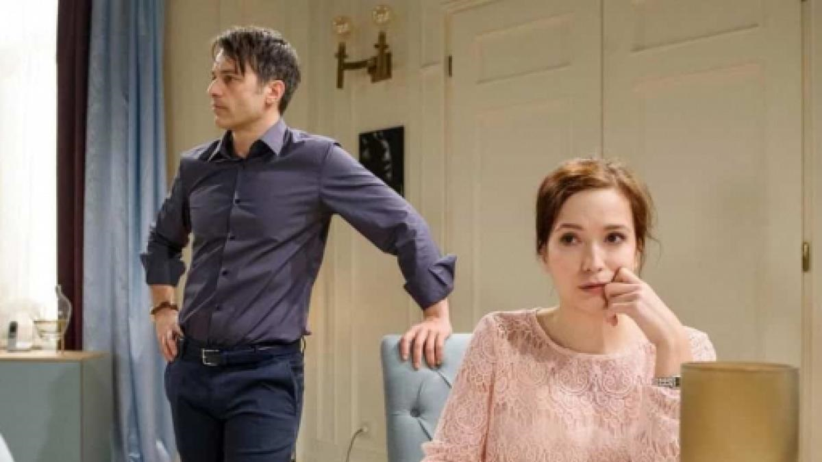 foto Tempesta d'amore Eva e Robert