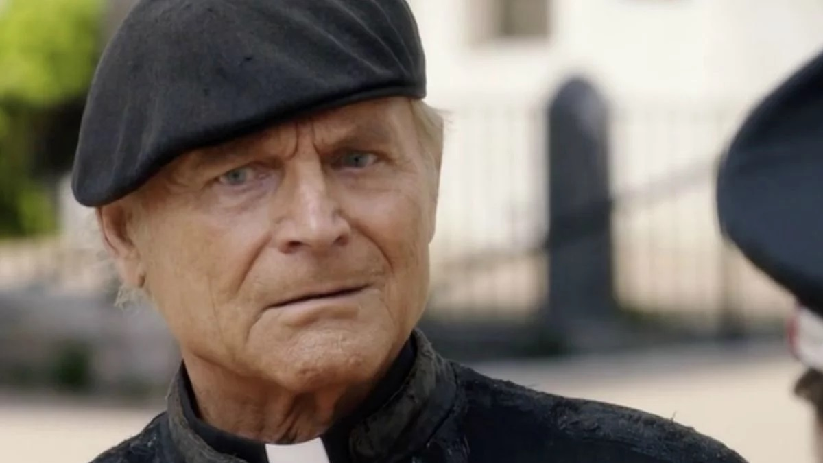 foto Terence Hill Don Matteo 13