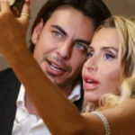 """Valeria Marini, l'ex Gianluigi sbotta: """"Sua madre ha detto cose cattive"""""""