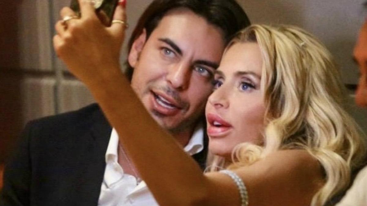 foto Valeria Marini si sposa fidanzato