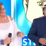 """Romina Power imbarazza Al Bano ad Amici: """"L'ultimo bacio? E' stato poco fa"""""""