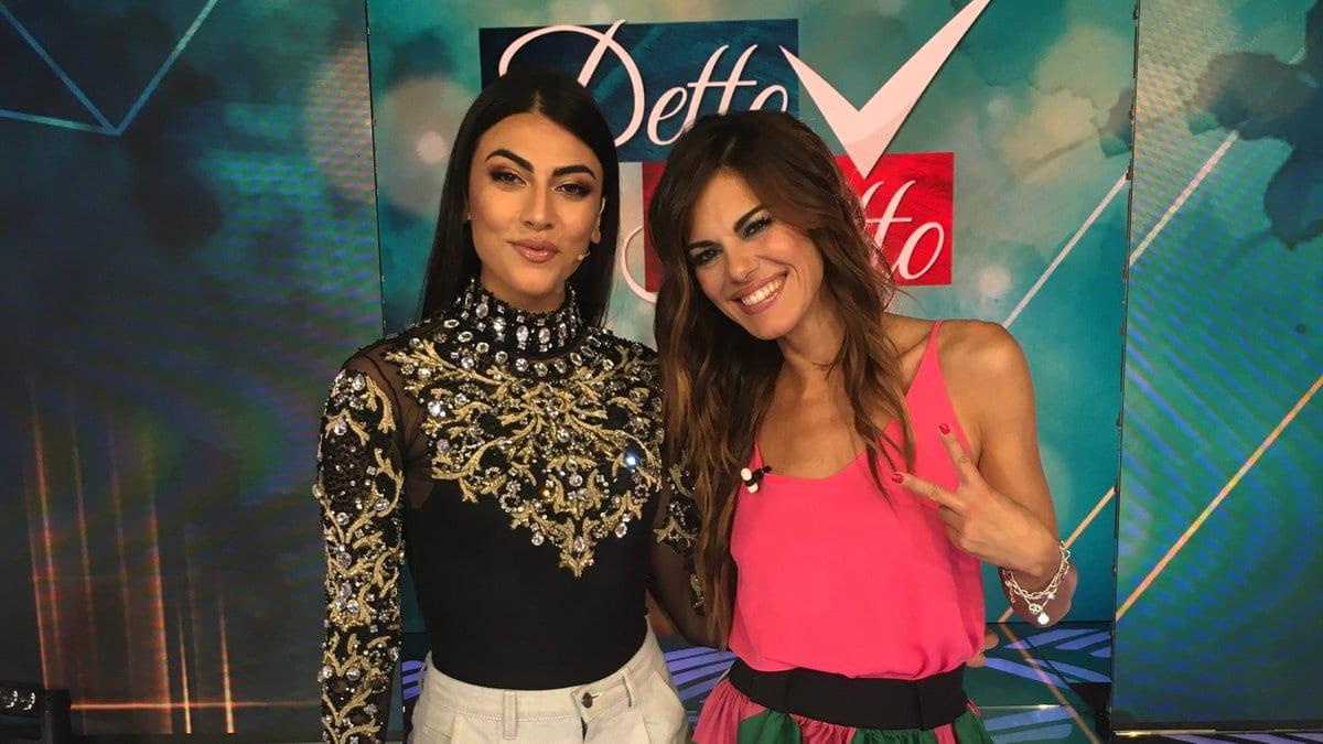 foto Giulia Salemi e Bianca Guaccero