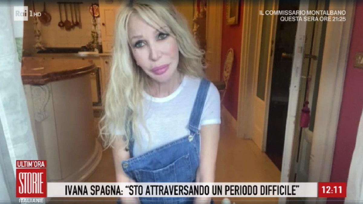 foto Ivana Spagna Storie Italiane