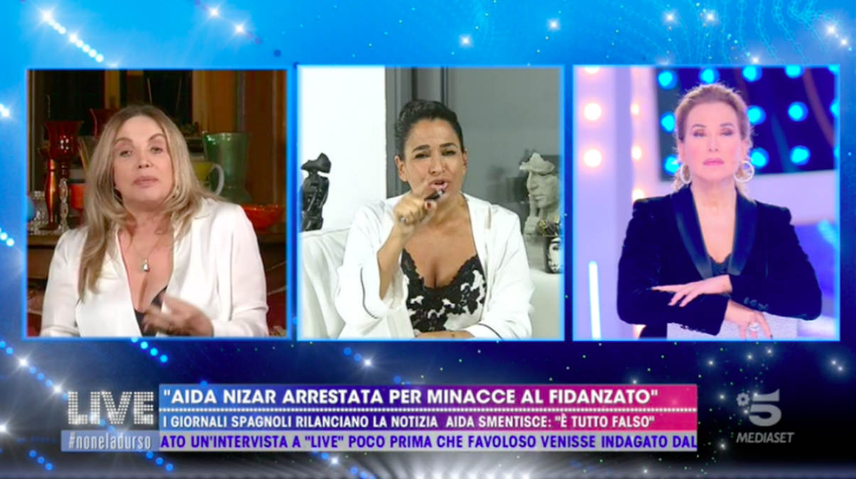Aida Nizar arrestata in Spagna per minacce al fidanzato: la sua verità