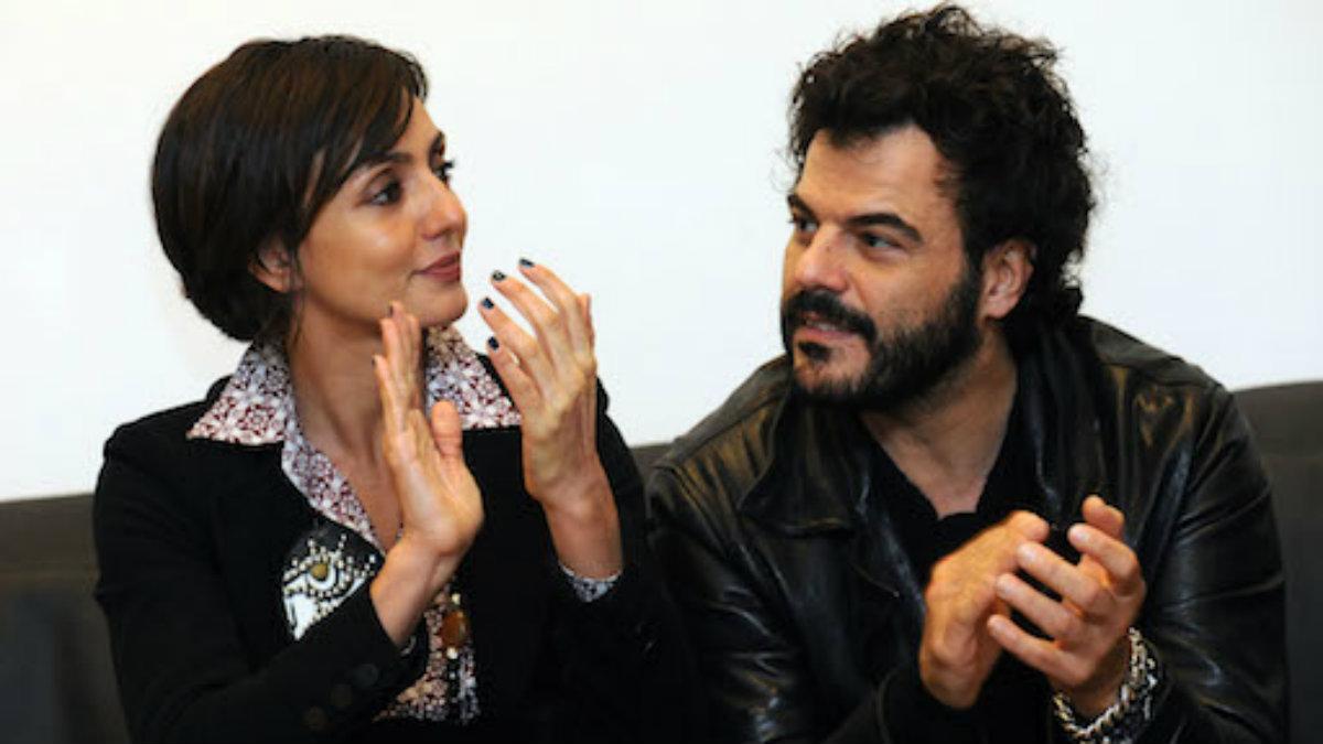 foto ambra angiolini Francesco Renga insieme