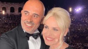 foto Antonella Clerici e Vittorio Garrone