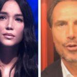 Antonio Zequila, battuta su Paola Di Benedetto: lui cancella il post
