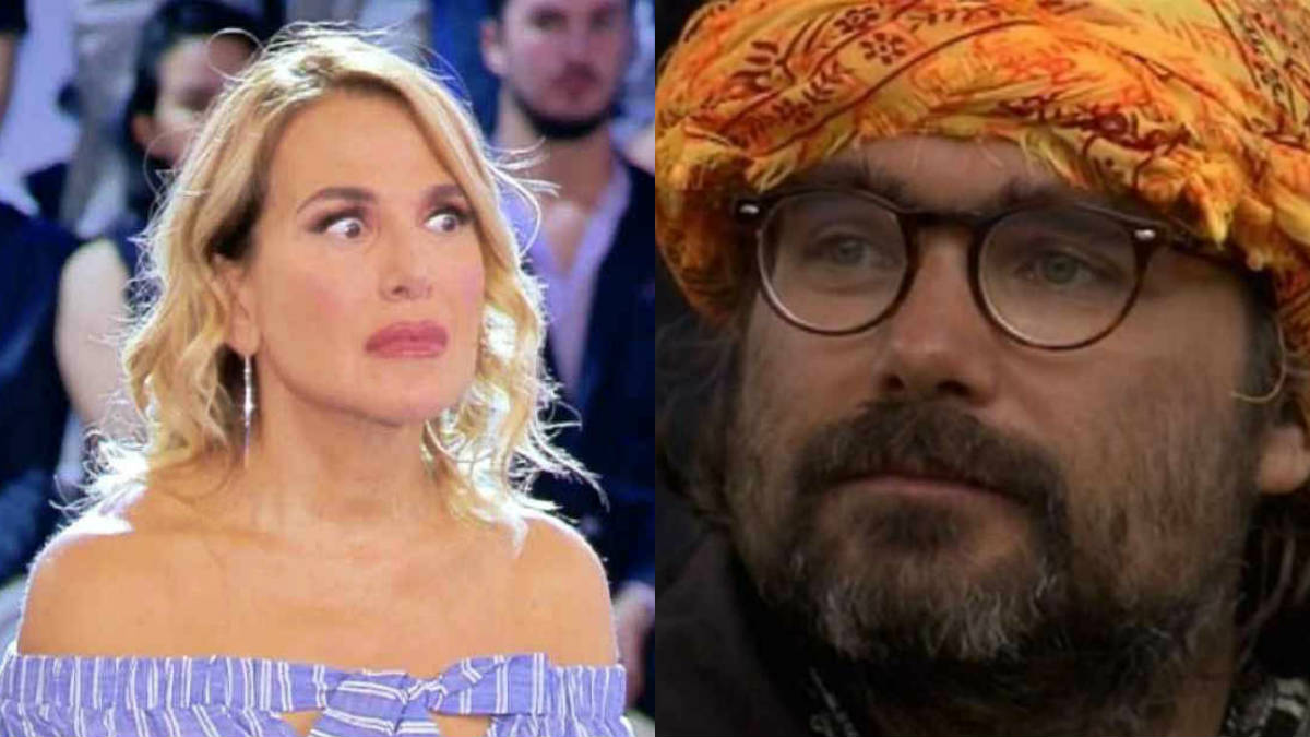 foto Barbara D'Urso deve morire Yari Carrisi