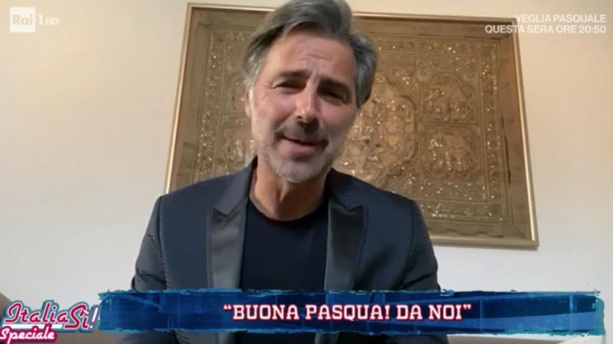 Foto Beppe Convertini Italia Sì