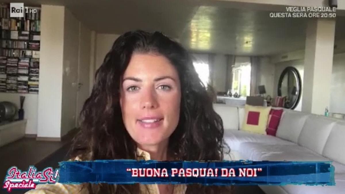 foto di Daniela Ferolla a Italia Sì