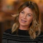 """Grey's Anatomy, Ellen Pompeo shock: """"Sono rimasta solo per i soldi"""""""