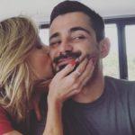 "Francesca Fialdini, bacio su instagram: ""Lui è un maschio alfa"" (FOTO)"