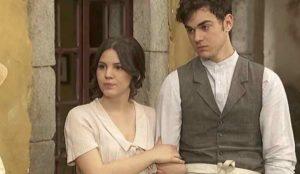 Foto Il Segreto Marcela e Matias