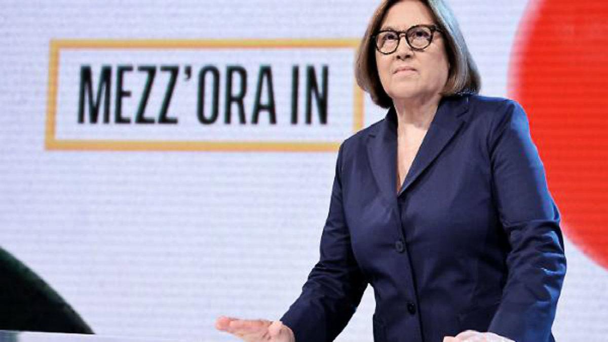 Cronaca Sospetto Coronavirus per Lucia Annunziata