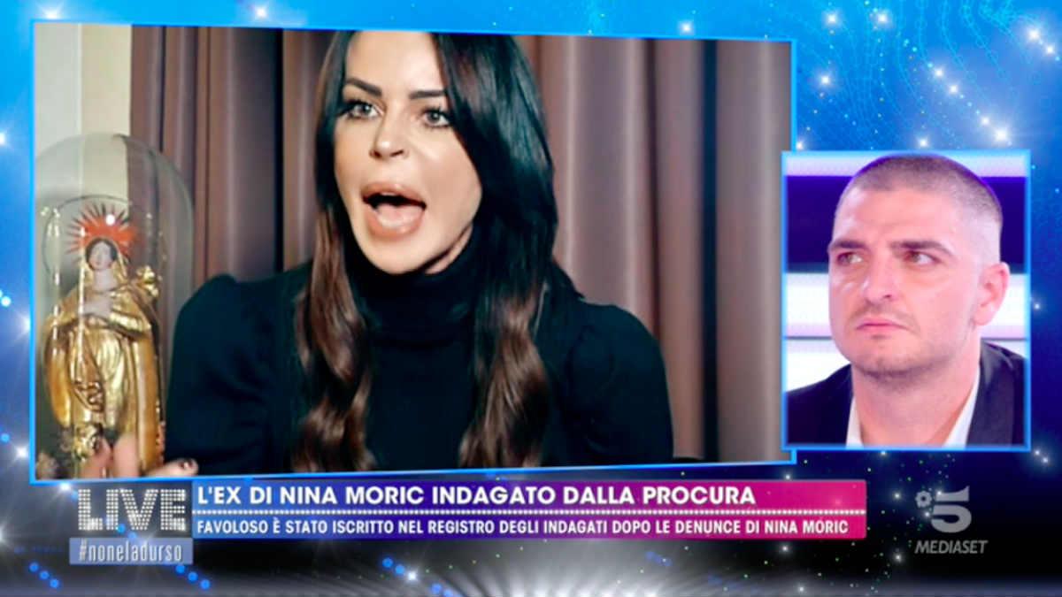 Luigi Favoloso indagato, è accusato di maltrattamenti: