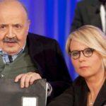 """Maria De Filippi, Maurizio Costanzo svela: """"Abbiamo discusso qualche volta"""""""