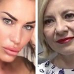 """Antonella Elia attaccata da Antonella Mosetti: """"E' pazza e manesca"""""""