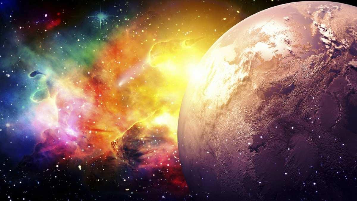 Foto pianeti Oroscopo colori