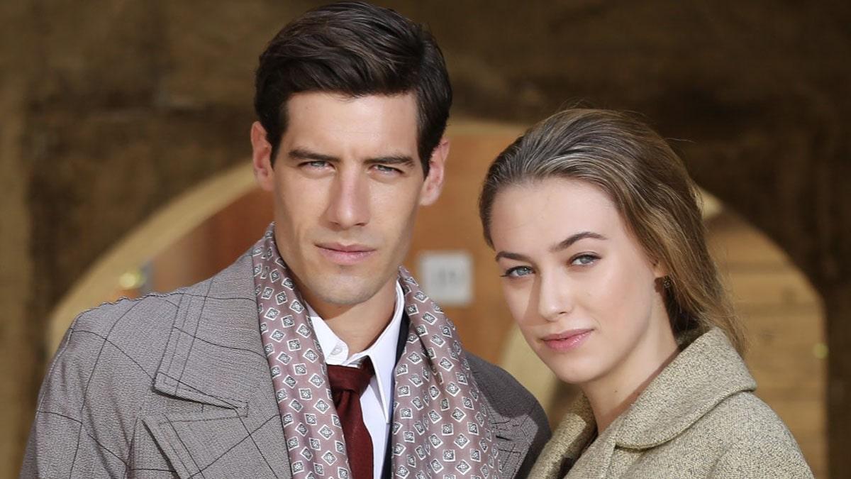 foto Il paradiso delle signore Riccardo e Angela