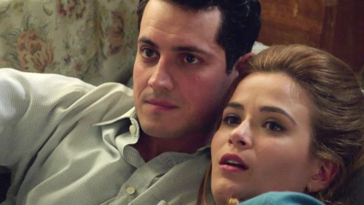 foto Il paradiso delle signore Salvatore e Gabriella