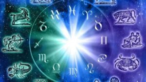 Foto segni zodiaco Oroscopo blu