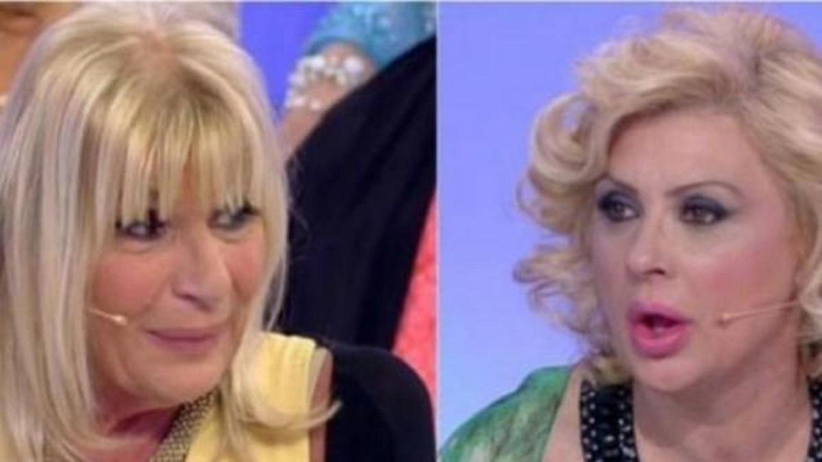 foo Tina Cipollari e Gemma Galgagni
