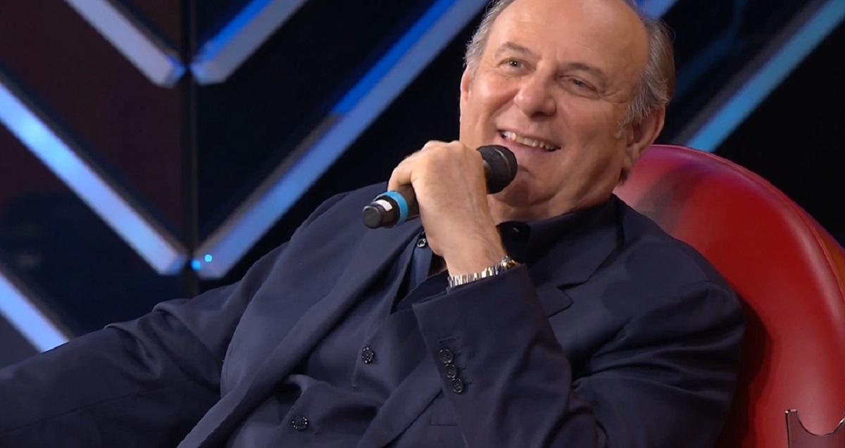 Foto Gerry Scotti Amici Speciali prima puntata