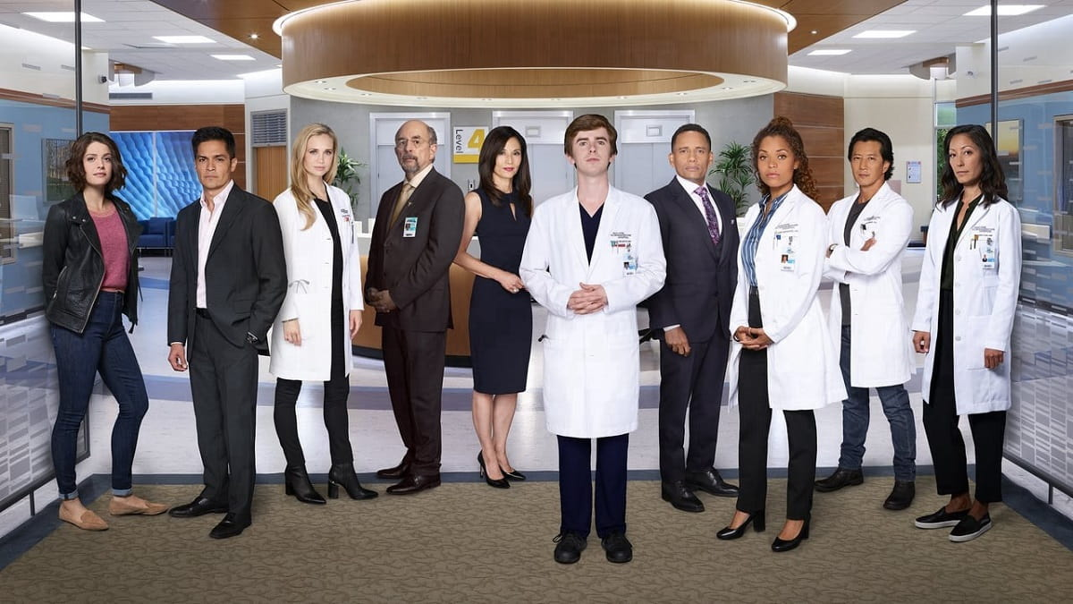 Cast The Good Doctor