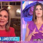 """Bianca Guaccero, confessione alla Lambertucci: """"Mai ceduto alle tentazioni"""""""