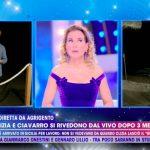 """Barbara D'Urso smaschera Clizia Incorvaia e Ciavarro: """"È una sceneggiata"""""""