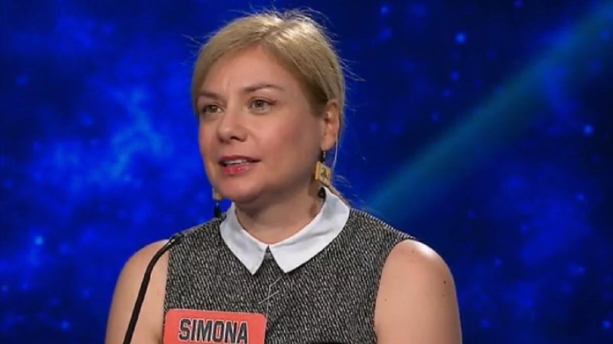 foto campionessa Simona L'eredità