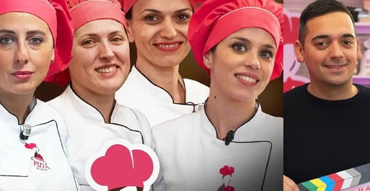 foto Pizza Girls