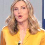 """Lorella Cuccarini a La Vita in diretta confessa: """"Non vedevo l'ora"""""""