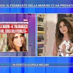 """Pomeriggio 5, Valeria Marini attaccata da Emanuela Tittocchia: """"È falso"""""""