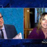 """Paola Perego racconta il suo dramma a Che tempo che fa: """"Mi sono curata"""""""