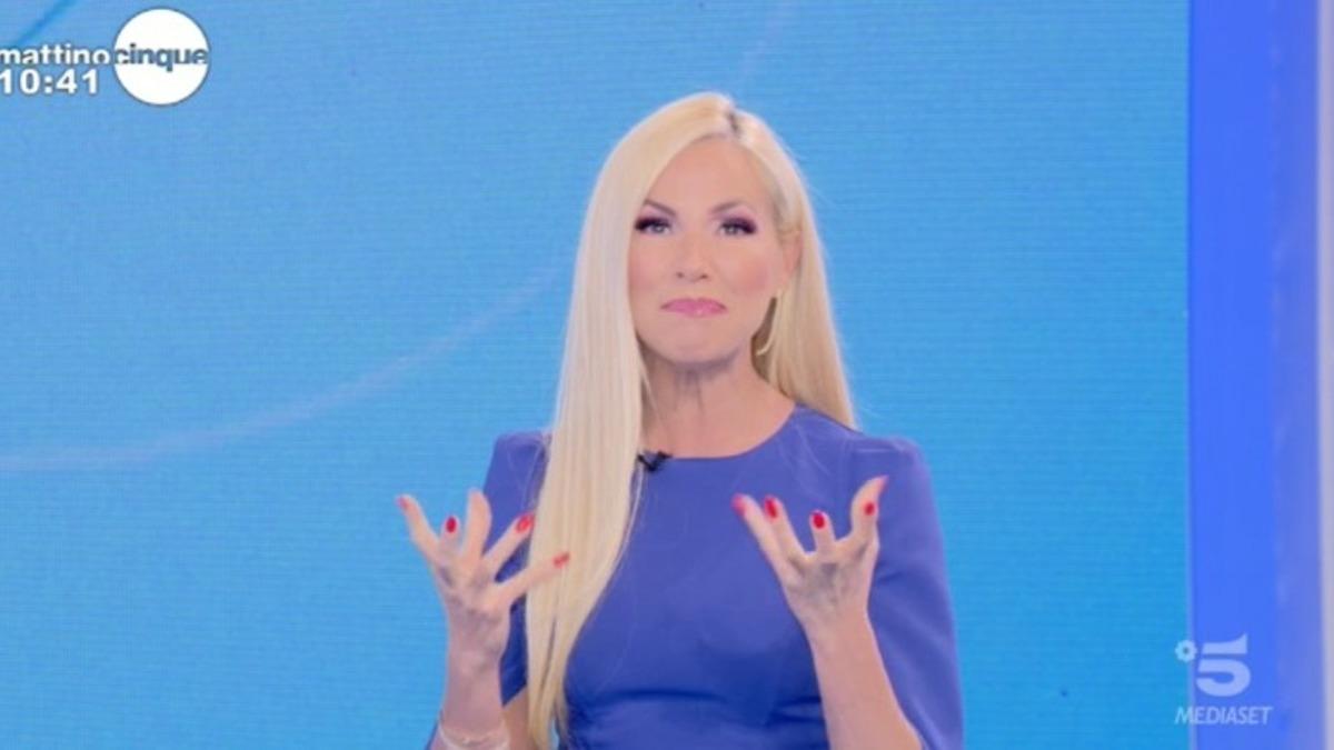 """Federica Panicucci si congeda da Mattino 5: """"Ci vediamo il 7 Settembre"""""""