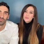 Giorgia Palmas e Filippo Magnini sono diventati genitori: è nata Mia