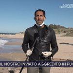 La vita in diretta: aggredito inviato di Alberto Matano Lorella Cuccarini