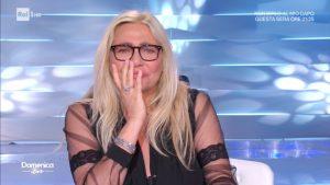 Mara Venier piange domenica in Giovanna Botteri