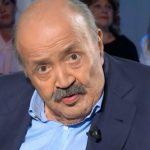 """Costanzo Show, Maurizio fa una rivelazione: """"Il mio erede? Fabio Fazio"""""""