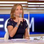 """Barbara Palombelli confessa su Forum: """"Serve una disciplina micidiale"""""""