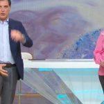 """Tiberio Timperi e Monica Setta ringraziano Coletta: """"Abbiamo vinto una partita in più"""""""