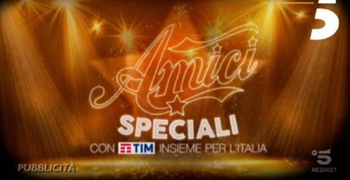 Foto Amici Speciali promo